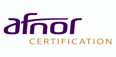 Logo aenor certification